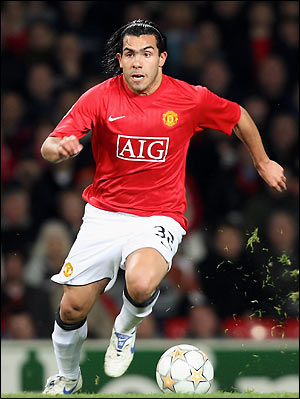 Manchester City Tevez