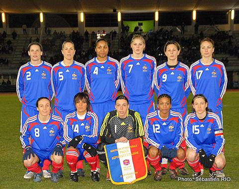 Edf feminines les bleues battues par les pays bas - Resultat foot feminin coupe de france ...